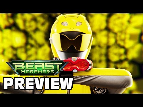 """Power Rangers Official 