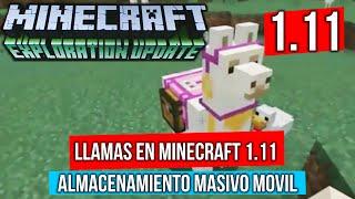 Llegaron las llamas a Minecraft y en este video podras conocerlas en detalle. ┌ SUSCRIBETE PARA MAS ┐ ►►► CLIC AQUÍ: http://goo.gl/BEXQZh └──────────────────...