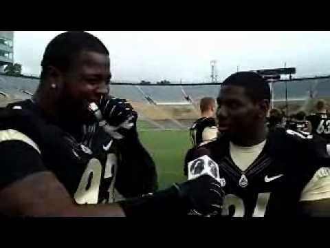 Kawann Short  Interview 8/10/2012 video.