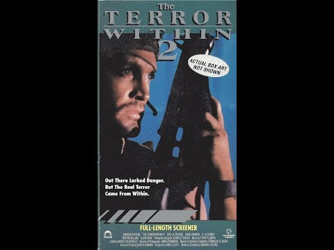 Opening to The Terror Within II (1991) - 1992 Screener VHS