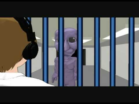 PewDiePie's Ao Oni funny in MikuMikuDance (which is the program)