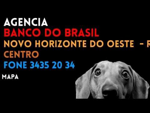 ✔ Agência BANCO DO BRASIL em NOVO HORIZONTE DO OESTE/RO CENTRO - Contato e endereço