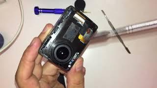 Небольшой обзор на разборку камеры Xiaomi yi 4k. Причина разборки - замена микрофонов. Микрофоны устанавливал...