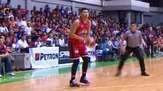 Kevin Ferrer on fire | PBA Governors' Cup 2018