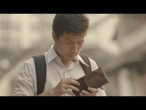 感人泰國廣告-【無名英雄-施比受更有福】