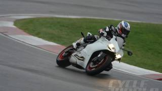 9. Look Ducati 899 Panigale Performance Reviews