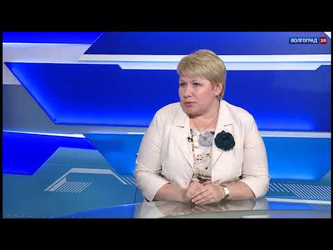 Готовность к ЕГЭ. Лариса Савина, председатель комитета образования, науки и молодежной политики Волгоградской области