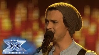 "Alex&Sierra ""Say Something"" in an unplugged performance! - THE X FACTOR USA 2013"