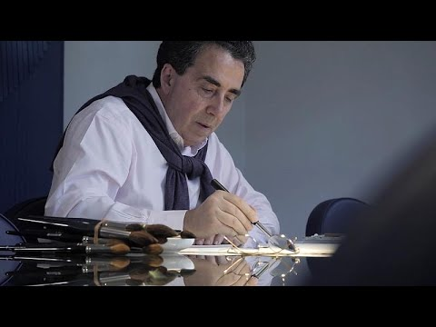 Ο Ισπανός αρχιτέκτονας Σαντιάγο Καλατράβα στο Euronews