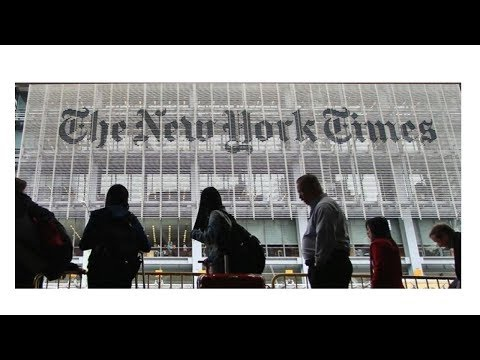 New York Times hires writer to cover 'consequences of technology,' fires her for tweets hours later