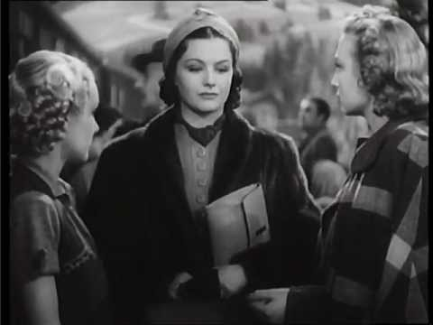 Station Scene From The Lady Vanishes