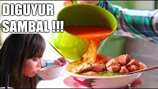 Download Video GOKIL! CABE SEGELAS PLUS 2 BAKSO GRANAT #KulinerJakarta MP3 3GP MP4