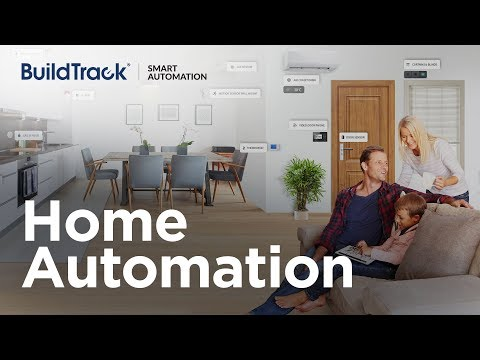 BuildTrack Home Automation