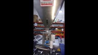 Yatay Sıvı dolum makinesi