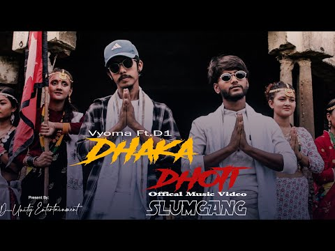 DHAKA-DHOTI | VYOMA ft D1