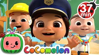 Video Jobs and Career Song +More Nursery Rhymes & Kids Songs - CoCoMelon MP3, 3GP, MP4, WEBM, AVI, FLV Juni 2019