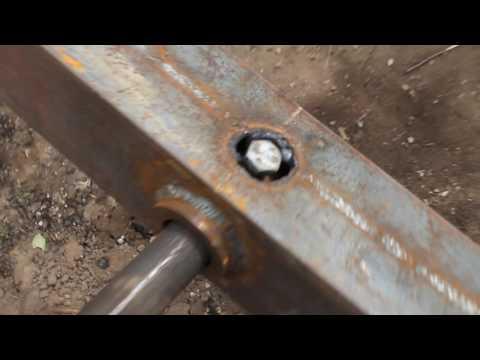 погрузка рулонов сена.mp4, Видео, Смотреть онлайн
