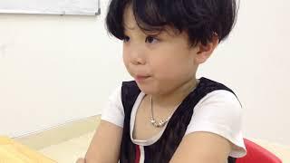 Robert - Gia Hoà (5 years old) - APUS ENGLISH