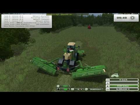 MultiMowing v1.0