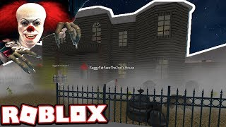 THE 'IT' HAUNTED MANSION!!!   Subscriber Tours (Roblox Bloxburg)