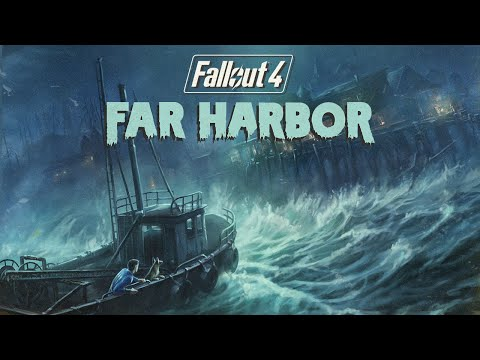 bethesda fallout-4 far-harbor video