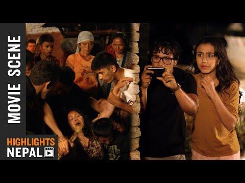 (New Nepali Movie LOVE LOVE LOVE Scene | Ft. Swastima Khadka, Suraj Pandey - Duration: 7 minutes, 59 seconds.)