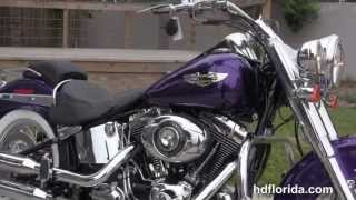 6. 2014 Harley Davidson Softail Deluxe  - New Motorcycles for sale