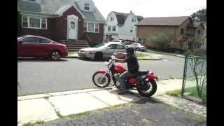 6. 1994 Honda Shadow Vlx 600