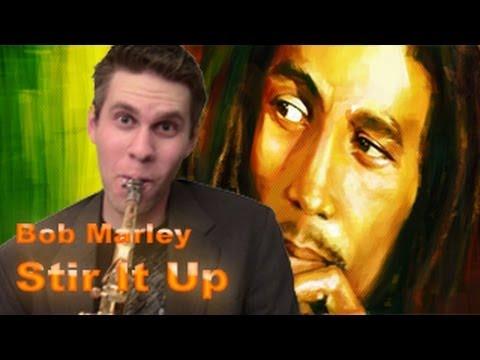 Video Stir It Up - Tenor Saxophone - Bob Marley - BriansThing download in MP3, 3GP, MP4, WEBM, AVI, FLV January 2017