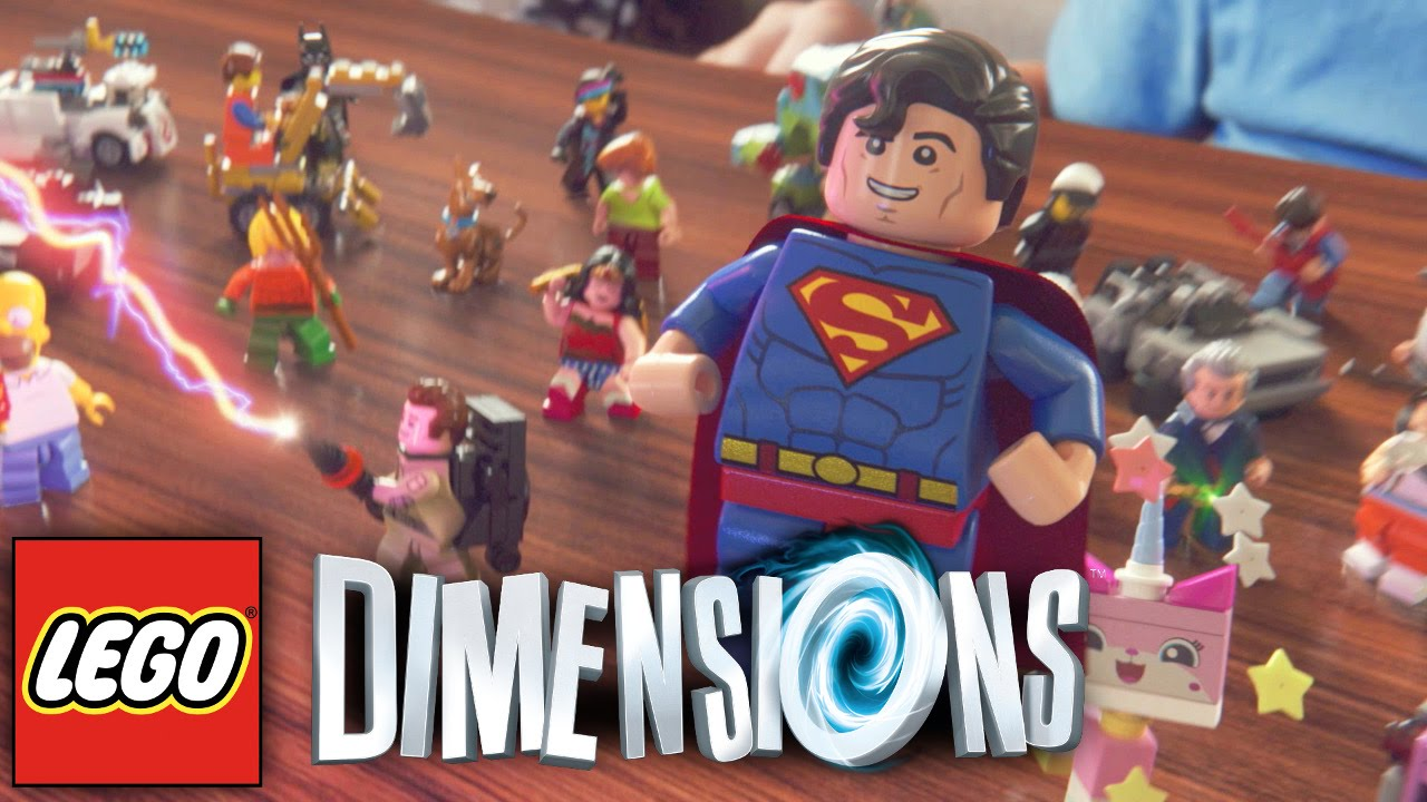 See The TARDIS in the LEGO Dimensions Launch Trailer