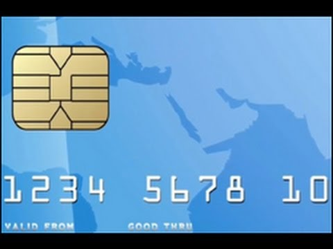 The future of plastic credit cards