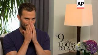 Nonton Jamie Dornan - The 9th Life of Louis Drax AP Interview Film Subtitle Indonesia Streaming Movie Download