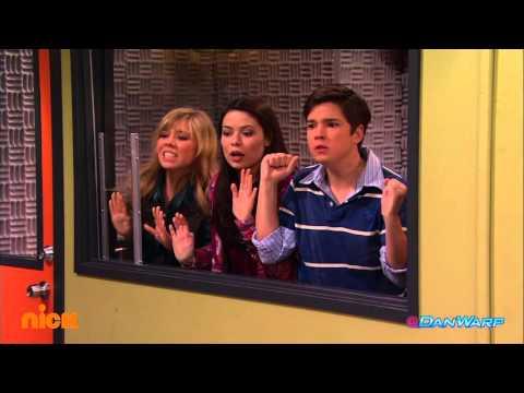 iCarly: Gibby VS. Nora