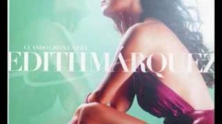 video y letra de Seduceme (audio) por Edith Marquez