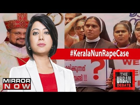 Kerala nun rape case: Death mystery of key witness continues | The Urban Debate WIth Faye D'Souza