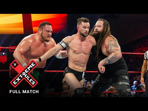 FULL MATCH - Extreme Rules Fatal 5-Way Match: WWE Extreme Rules 2017