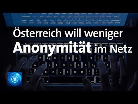 Österreich will Anonymität im Netz einschränken