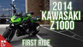 9. 2014 Kawasaki Z1000 | First Ride