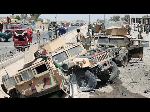 Πολύνεκρη επίθεση αυτοκτονίας στο Αφγανιστάν