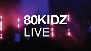 "80KIDZ ""LIVE 2014″ [Venge_SWG_Abdullah_Sting_Red Star_I Got a Feeling (feat. Benjamin Diamond)_Face]"