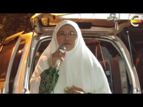 Ceramah Ustazah Salamiah Bt Mohd Nor di PRK Sungai Besar