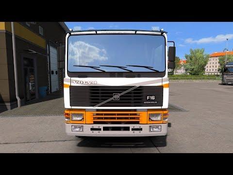 Volvo F Series Truck v2.0 1.31.x