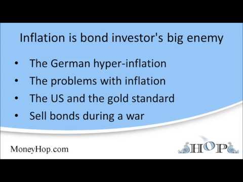 Inflation is the bond investor's biggest enemy