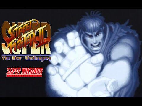 street fighter ii super nintendo astuces