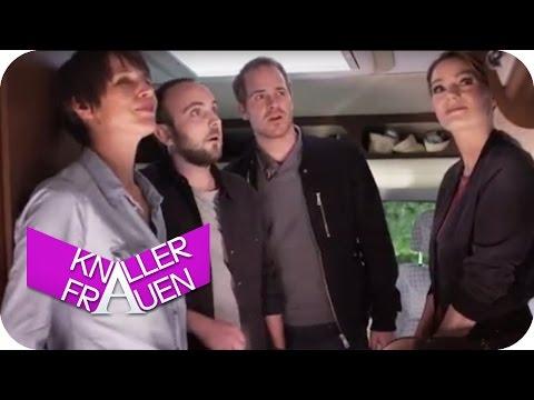 Knallerfrauen - Enger Wohnwagen