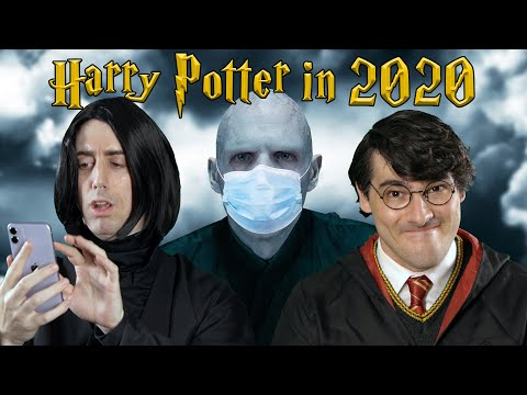 Harry Potter: Hogwarts in 2020
