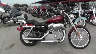 2. 414250 - 2009 Harley Davidson Sportster 883 Custom   XL883C - Used motorcycles for sale