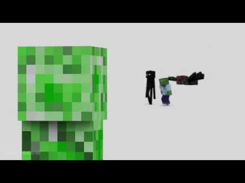 當個創世神(Minecraft) - 怪物襲擊曲