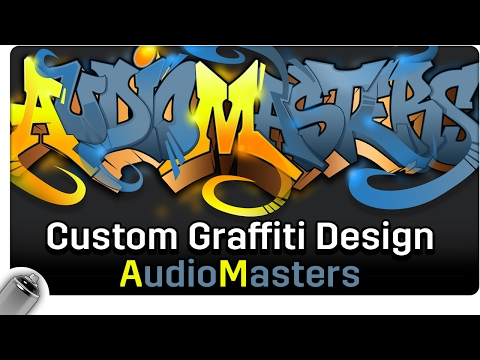 Custom Graffiti on Commission - Audiomasters