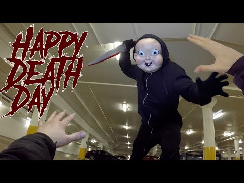 Happy Death Day in Real Life VS Parkour POV